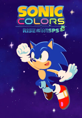 Sonic Colors: Rise of the Wisps 1